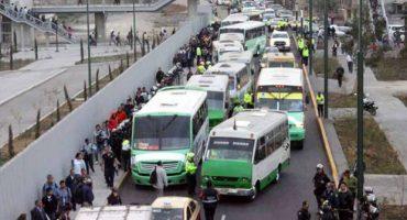 Microbuseros piden aumentar 2 pesos a sus tarifas en 2018