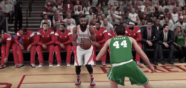 Y con ustedes... el nuevo trailer del NBA 2K16