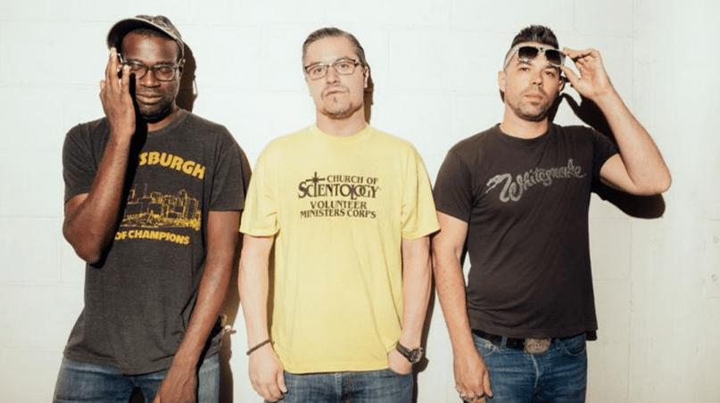 Integrantes de Faith No More, TV on the Radio y Doseone anuncian álbum debut
