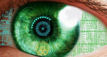 Así se ve el mundo a través de un ojo biónico