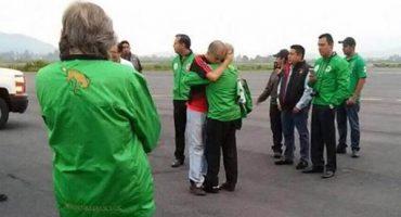 Liberan a estudiante de UAEM al que le 'sembraron' maleta con droga