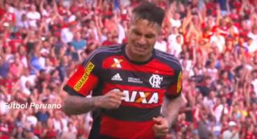 Paolo Guerrero lloró tras anotar un gol y explicó por que lo hizo