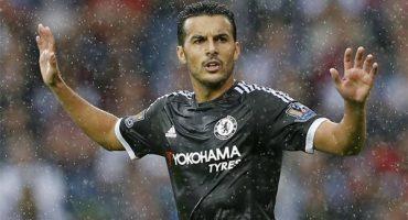 Gol asistencia y victoria: Gran debut de Pedro en el triunfo del Chelsea