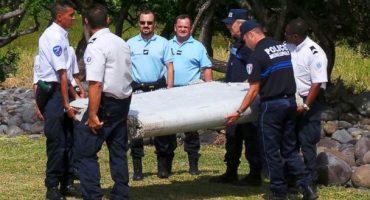 CONFIRMADO: Restos encontrados sí son del vuelo #MH370