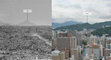 Galeria: Así ha sido la reconstrucción de Hiroshima tras la bomba atómica
