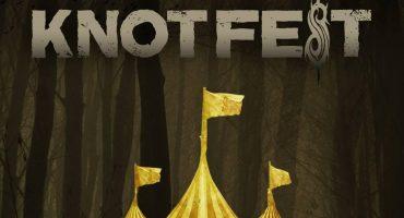 Knotfest revela cartel con Slipknot, Megadeth, Lamb of God y más
