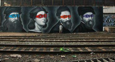 Las Tortugas Ninja del renacimiento