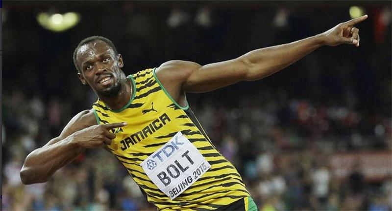 VIDEO: Usain Bolt destroza los 200m en el Mundial de China