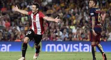 Athletic hizo lo suyo contra el Barça y se llevó la Supercopa de España