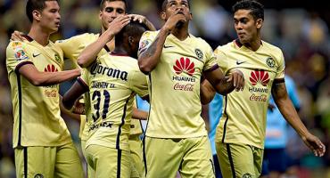 América derrotó al Walter Ferreti con gol de Arroyo