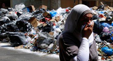 Líbano: #YouStink un basurero político