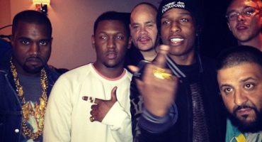 A$AP Rocky nos lleva en otro viaje alucinogénico con