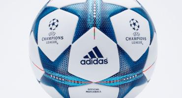 Este es el balón con el que se jugará la Champions League