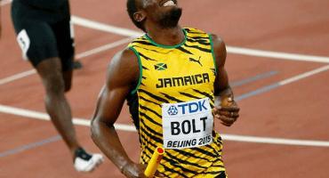 Jamaica se lleva el oro en la carrera de relevos con Usain Bolt incluido