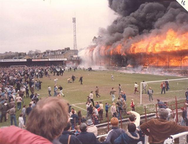 Las peores tragedias en estadios de futbol en la historia