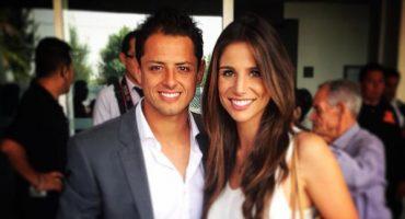 Chicharito se pasó de romántico con Lucía Villalón