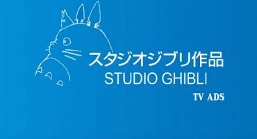 Todos los anuncios de Studio Ghibli, de 1992 al 2015