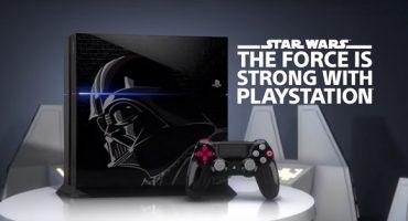 Habrá un PS4 edición especial de ¡Darth Vader!