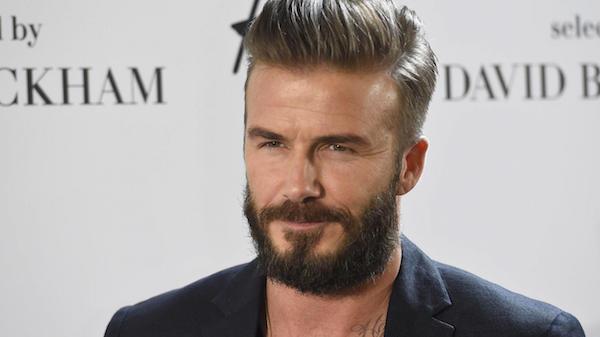 Beckham tendrá importante participación en película de Guy Ritchie