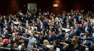 Legisladores ganan 148 mil 297 pesos mensuales.... donarán ¡un día! de salario a damnificados