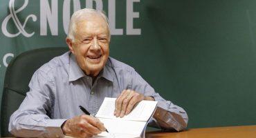 Jimmy Carter anuncia que su cáncer se extendió al cerebro