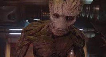 Groot de Guardianes de la Galaxia le cambia la vida a un niño
