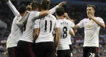 El United ligó otra victoria en la Premier sin Chicharito