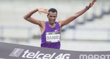 Etiopía domina en la edición XXXIII del Maratón de la Ciudad de México