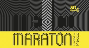 Les regalamos 15 números para el Maratón de la Ciudad de México