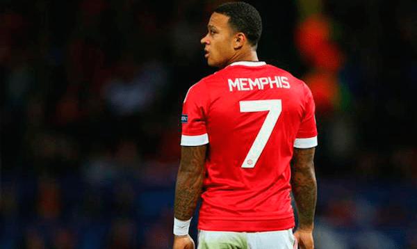 Esta es la razón por la que Memphis no usa 'Depay' en su camiseta