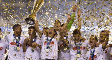 México subió 14 lugares en el ránking FIFA por ganar Copa Oro