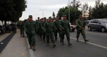 Gobernador de Oaxaca pide militarizar la entidad