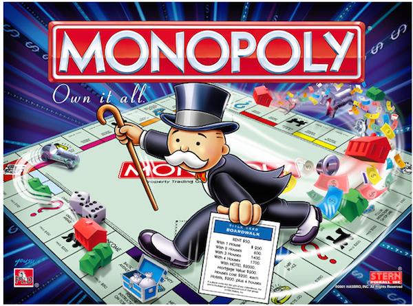 Trucos infalibles para ganar en el Monopoly