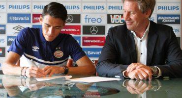 Oficial: Héctor Moreno ya es jugador del PSV