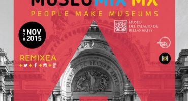 Llega una nueva forma de visitar los museos con Museomix