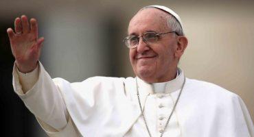 El papa Francisco perdona a los Legionarios de Cristo
