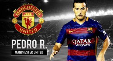 Manchester United acelera el fichaje de Pedro por la salida de Di María al PSG