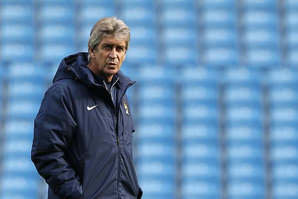 Pellegrini ya renovó con el Manchester City hasta 2017