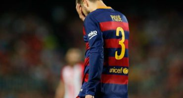 Gerard Piqué enfrenta una sanción de 4 a 12 partidos por su expulsión en la Supercopa de España
