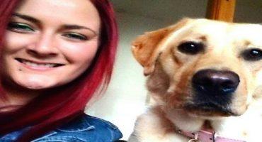 Este perro ayuda a su dueña durante un ataque de epilepsia y le salva la vida