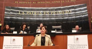 Legisladores piden renuncia de Rosario Robles