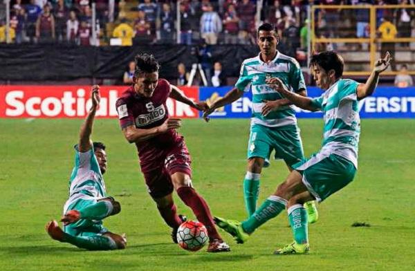 Santos pierde contra Saprissa en Costa Rica