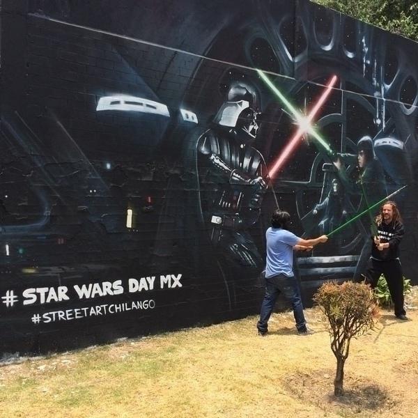 star wars condesa roma 2