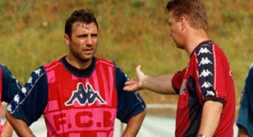 Stoichov 'destroza' a Van Gaal y aconseja a Pedro no irse al Manchester United