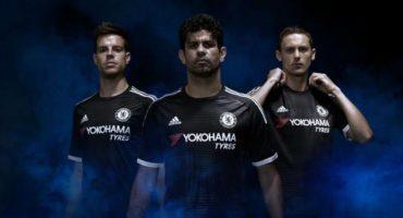 Chelsea presenta su tercer uniforme para la campaña 2015/2016