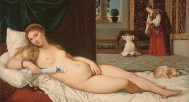 Esta cuenta de Tumblr pone vibradores en pinturas clásicas