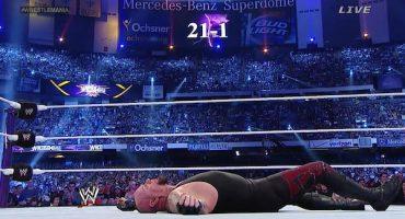 Las 3 derrotas más dolorosas del Undertaker ante Brock Lesnar