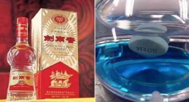 ¿Alcohol con viagra?, sólo en China