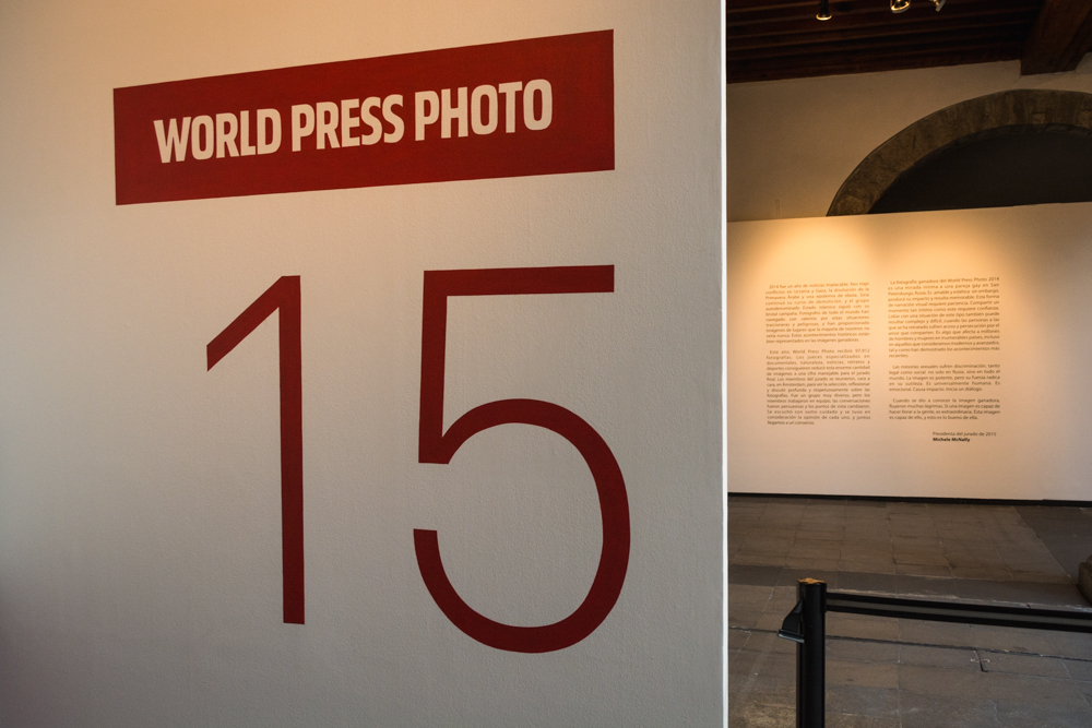 No te pierdas la exposición World Press Photo 15, en el Museo Franz Mayer