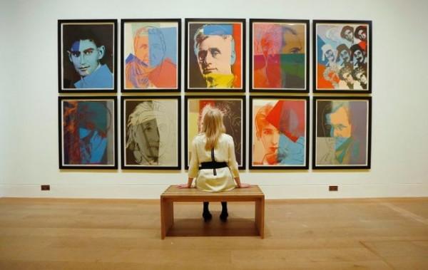 Nadie se dio cuenta que nueve obras de Andy Warhol eran falsas